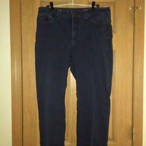 NYDJ Stretch Tummy Control Straight Leg Jeans EUC!